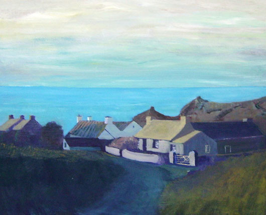 cottages, abereiddi