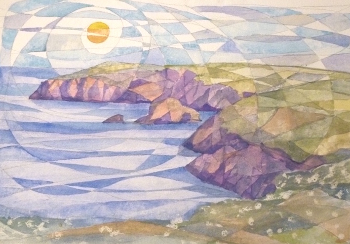 'Pembrokeshire coastline'