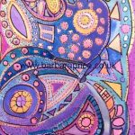 451 doodle aboriginal