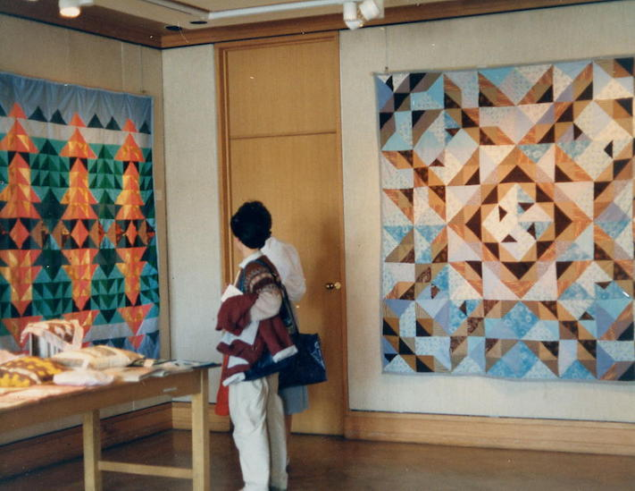 on exhibition