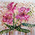woven lillies 22