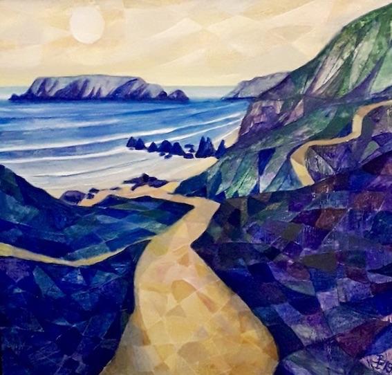 Coastal path marloes 468