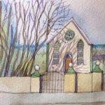 346 chapel in winter