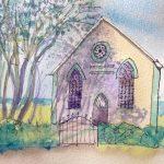 347 chapel in summer